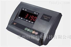 XK3190-A12称重显示仪表,吴江XK3190-A12称重仪表