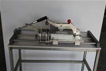 威洋手动穿串机315铝板系列自动穿串机