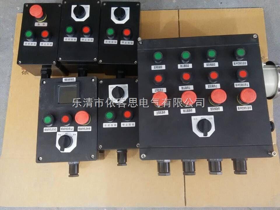BZC8030-A2防爆防腐操作柱非标订做批量报价A3D3B2K2