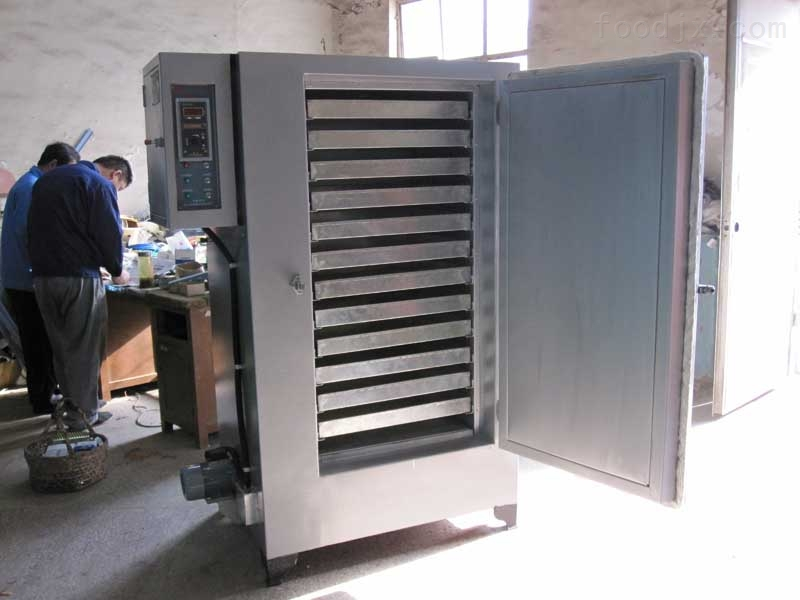 热风循环烘箱结构