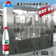 张家港饮料机械全自动流水线 矿泉水灌装生产线 液体灌装机 食用油灌装生产线