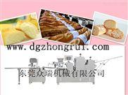面包-多功能生產線,酥式面包全自動