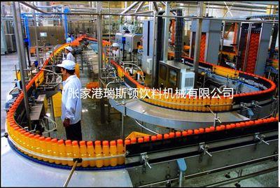 植物蛋白饮料灌装生产线