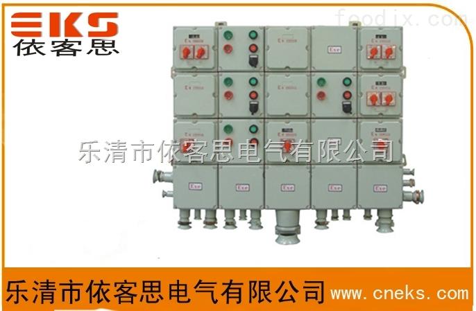 BXQ51-T防爆动力配电箱(电机磁力启动)依客思专业订制非标防爆箱