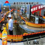饮料生产线 果汁饮料灌装生产线设备多少钱 厂家直销茶饮料塑料瓶生产设备