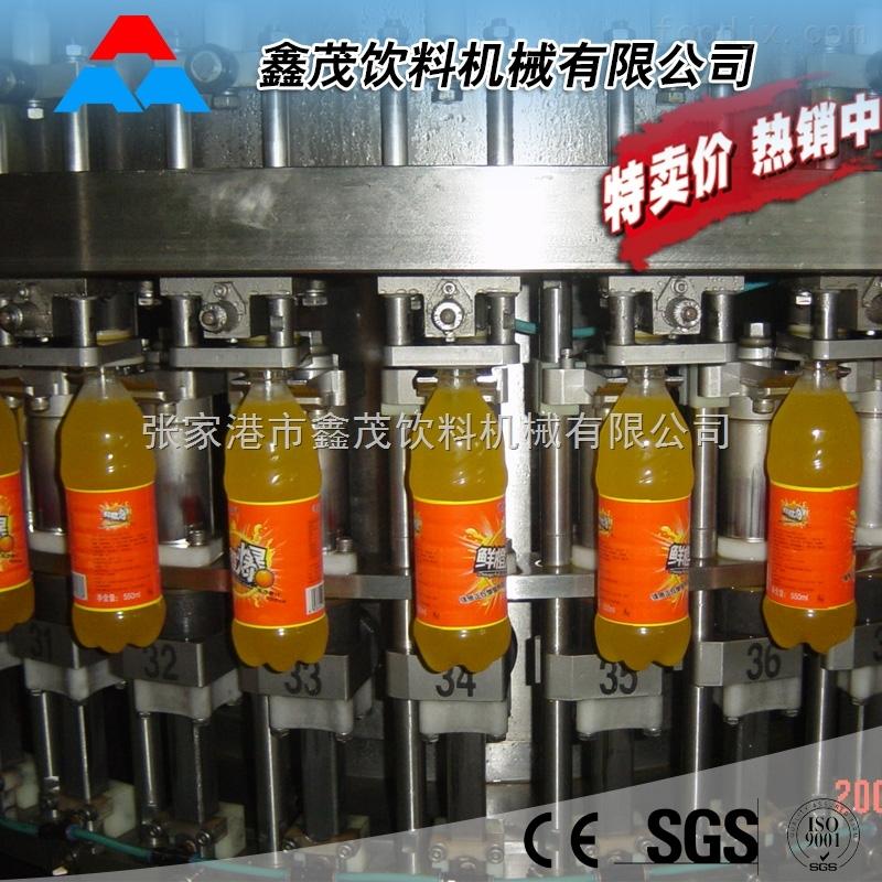 瓶装饮料生产线 小瓶果汁饮料生产设备 PET瓶装饮料灌装机果汁生产线