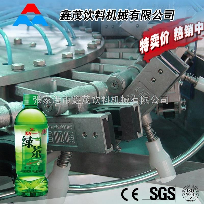 椰果、绿橙果汁生产线 蓝莓沙棘红果饮料生产线 易拉罐灌装生产线