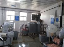SKDJR100-300鸡肉冻肉绞肉机型号食品厂设备