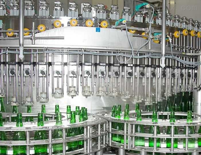 汽水生产线灌装机