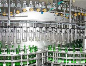 全自动汽水灌装生产线设备