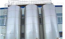 不锈钢大型室外奶仓