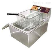 无烟电炸炉,自动控温电炸炉,小型电油炸锅