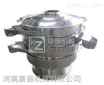 熱豆漿二次過濾篩|熟豆漿除渣機|高溫液體振動篩|食品專用振動篩