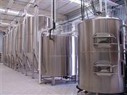 300L德標酒店自釀啤酒設備
