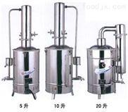 不锈钢电热蒸馏水机