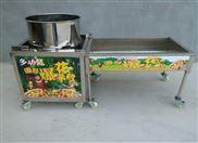 全自動美式玉米爆米花機爆米花機
