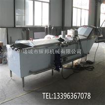 YB-2000连续式酱料巴士杀菌生产流水线