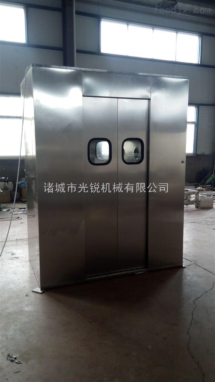 风淋室结构_中国食品机械设备网