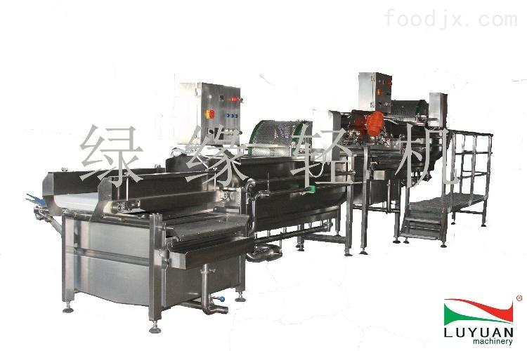 中央厨房生产线