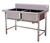 厨房设备厂专业生产定做不锈钢双星洗涮池