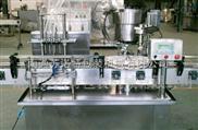 全自动灌装旋盖机 糖浆灌装机
