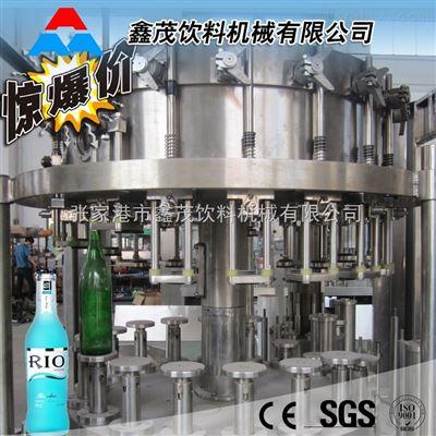 含气饮料生产线