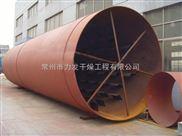 2t/h印染污泥回转圆筒干燥参数