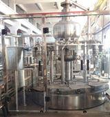 全自动玻璃水防冻液灌装生产线