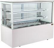 成云ZSF-340A/1.2日式大理石直角蛋糕柜(二层)