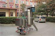 XHFOM60-4㎡全自動立式固液分離水平圓盤硅藻土過濾機