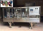 一出八杯咖啡胶囊咖啡机-灌装封口设备厂家-沪华企业