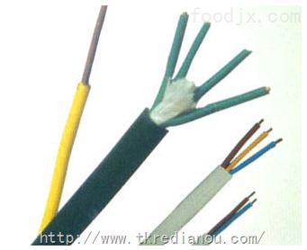 (ZR192-)KFF-4*1.5高温氟塑料绝缘护套控制电缆