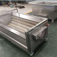 MG-1000-華遠蔬菜清洗機,毛輥土豆清洗機