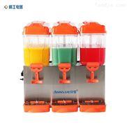 商用果汁機/冷飲飲料機/三缸冷熱兩用奶茶機/豆漿機攪拌噴淋