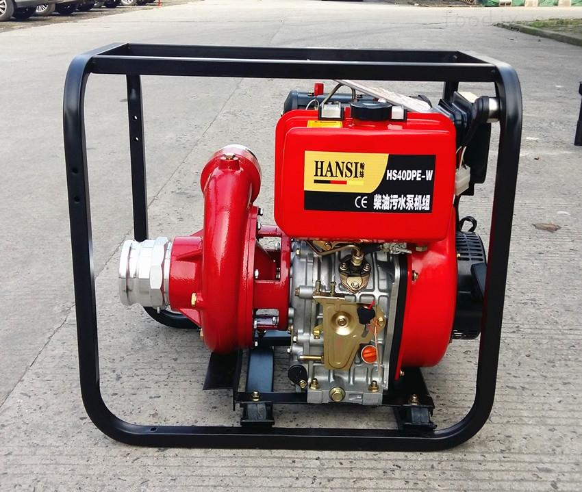 控制器或柴油机控制系统实现柴油机泵组的自动控制