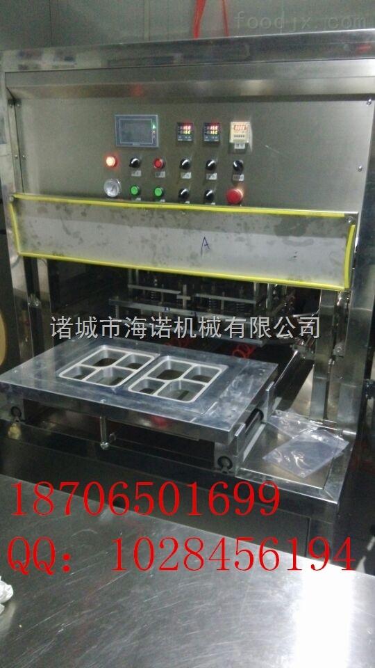 KIS1-4新鲜水果气调锁鲜真空包装机    托盒式真空包装机