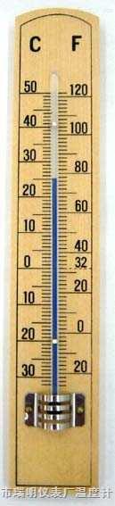 室内外温度计126