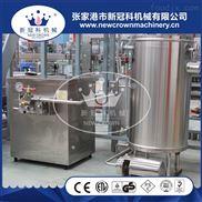 UHT-2T-飲料生產線UHT殺菌機