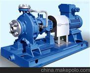 化工流程泵、长沙奥凯水泵厂卧式单级单吸离心泵型号性能及应用