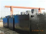 乐平屠宰厂污水处理设备自净能力强