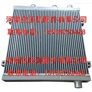 复盛空压机冷却器2117010162油冷却器 散热器 清洗 水冷却器 散热翅片