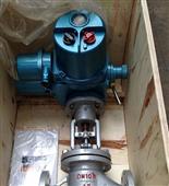 J941H電動碳鋼截止閥丨PN40電動截止閥