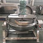 电加热夹层锅用