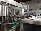 沖洗、灌裝四合一可樂飲料生産線