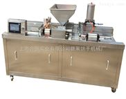 合强厂家直销喷油装置蛋黄派成型机设备 磨堡蛋糕加工机器 夹心蛋糕成套生产线