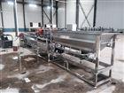 HY-4000厂家定制 净菜加工流水线 中央厨房专用设备