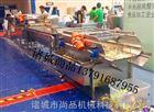 专业生产中央厨房净菜加工流水线厂家