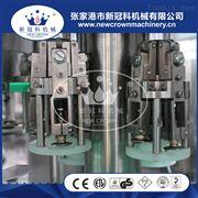 CGF12-12-4玻璃瓶铝质盖碳酸饮料灌装封口机