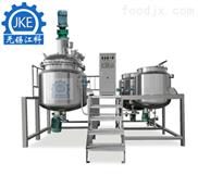 果酱生产用真空均质乳化机