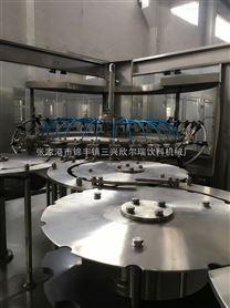 三合一全自動果汁灌裝生產線
